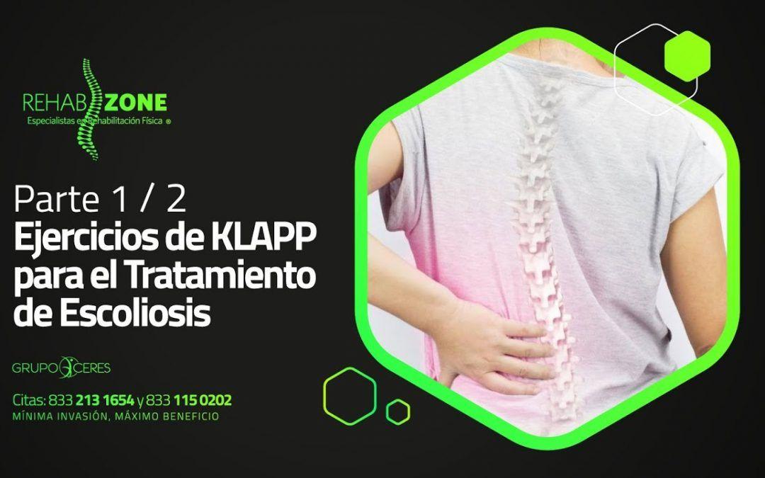 Ejercicios de Klapp para el Tratamiento de Escoliosis